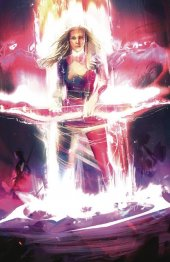 Mighty Morphin Power Rangers #40 Showcase Exclusive Griffiths Pink Ranger Variant