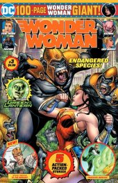 Wonder Woman Giant #3 Original Cover