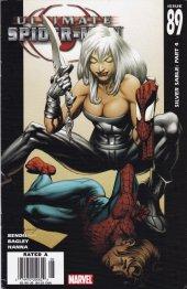 Ultimate Spider-Man #89 Newsstand Edition