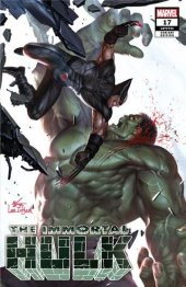 The Immortal Hulk #17 Variant Edition