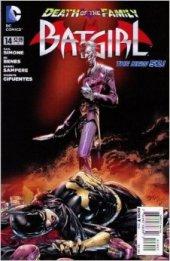 Batgirl #14 2nd Printing