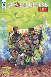 Ghostbusters 101 #6 Cover C Sears