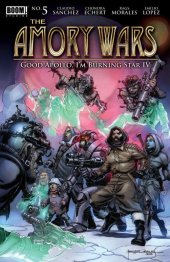 the amory wars: good apollo, i'm burning star iv #5