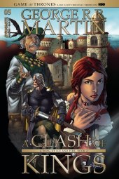 A Game of Thrones: Clash of Kings #5 Cover B Rubi