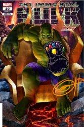 The Immortal Hulk #20  Variant A
