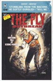 The Fly: Outbreak #4 Subscription Variant