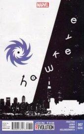 Hawkeye #7 2nd Printing