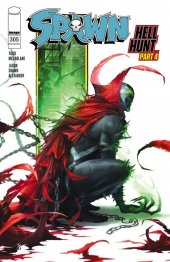 Spawn #305 Digital Edition