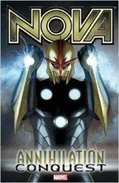 nova vol. 1: annihilation - conquest tp