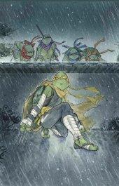 Teenage Mutant Ninja Turtles: Jennika #3 Peach Momoko Slab City Comics / Sanctum Sanctorum Comics & Oddities Retailer Exclusive Virgin Variant Cover