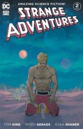 Strange Adventures #2 Variant Cover