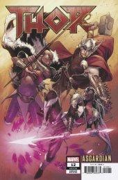Thor #12 Coipel Asgardian Variant