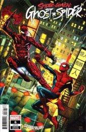 Spider-Gwen: Ghost-Spider #6 Molina Spider-Man Villains Variant