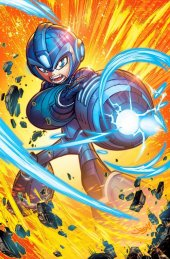 Mega Man: Fully Charged #3 Cover C Meyers Variant