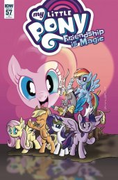 My Little Pony: Friendship Is Magic #57 1:10 Incentive Cover