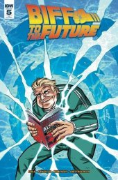 Back to the Future: Biff to the Future #5 Retailer Incentive Cover