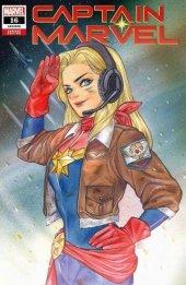 Captain Marvel #16 Peach Momoko Variant A
