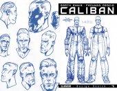 Caliban #6 Design Sketch Order Incv