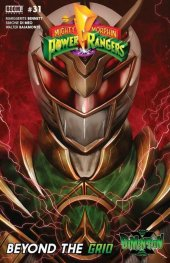Mighty Morphin Power Rangers #31 Dimension X Comics Exclusive NYCC Variant
