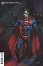 Action Comics #1021 Variant Edition