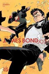 James Bond 007 #11 Cover C Melnikov