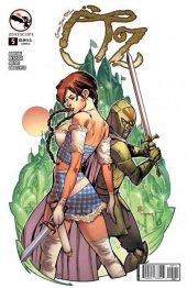 Grimm Fairy Tales Presents Oz #5