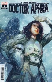 Star Wars: Doctor Aphra #1 1:25 Incentive Ashley Witter Variant