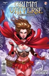 Grimm Universe Presents: 2020 #1 Cover E Royle