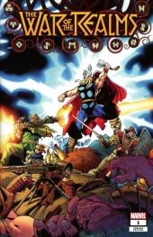 War of the Realms #1 1:200 Simonson Hidden Gem Variant