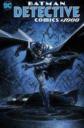 Detective Comics #1000 Scorpion Comics Exclusive Clayton Crain Variant