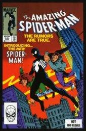 The Amazing Spider-Man #252 Walmart DVD Exclusive