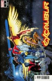 Excalibur #1 1:100 Hidden Gem Variant Edition