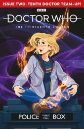 Doctor Who: The Thirteenth Doctor: Year Two #2 Cover C Pepoy