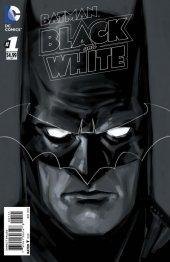Batman: Black and White #1 Noto Variant