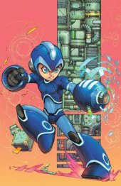 Mega Man: Fully Charged #2 Cover C Rocafort