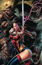 Grimm Fairy Tales #38 Cover B White