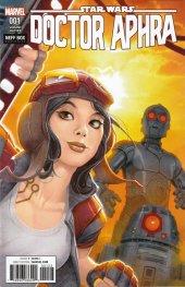 Star Wars: Doctor Aphra #1 NEFF Box Variant
