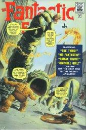 Fantastic Four Omnibus Vol. 1 HC Alex Ross Cover