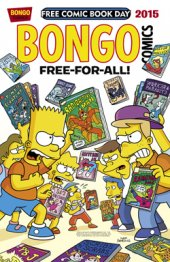 Free Comic Book Day 2015: Bongo Comics Free-for-All #1