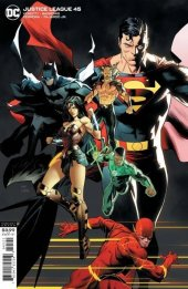 Justice League #45 Variant Edition