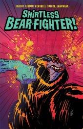 Shirtless Bear-Fighter! #1 2nd Printing