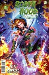 Robyn Hood: Vigilante #1 Cover C Royle