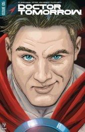 Doctor Tomorrow #5 Cover B Kano