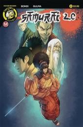 Samurai  2.0 #2