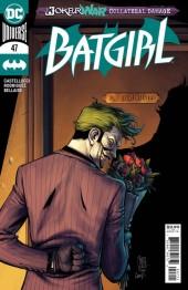 Batgirl #47 Original Cover