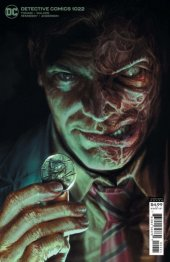 Detective Comics #1022 Card Stock Variant Edition