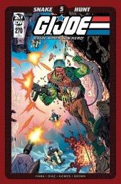G.I. Joe: A Real American Hero #270 1:10 Incentive