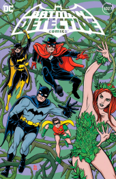 Detective Comics #1027 Mike Allred Exclusive Variant