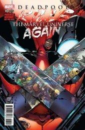 Deadpool Kills the Marvel Universe Again #3 Camuncoli Variant