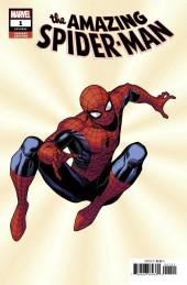 The Amazing Spider-Man #1 Jim Cheung Variant